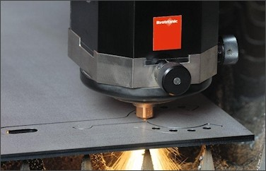 All Eiger Engineering's laser cutting machines are manufactured by Bystronic in Switzerland